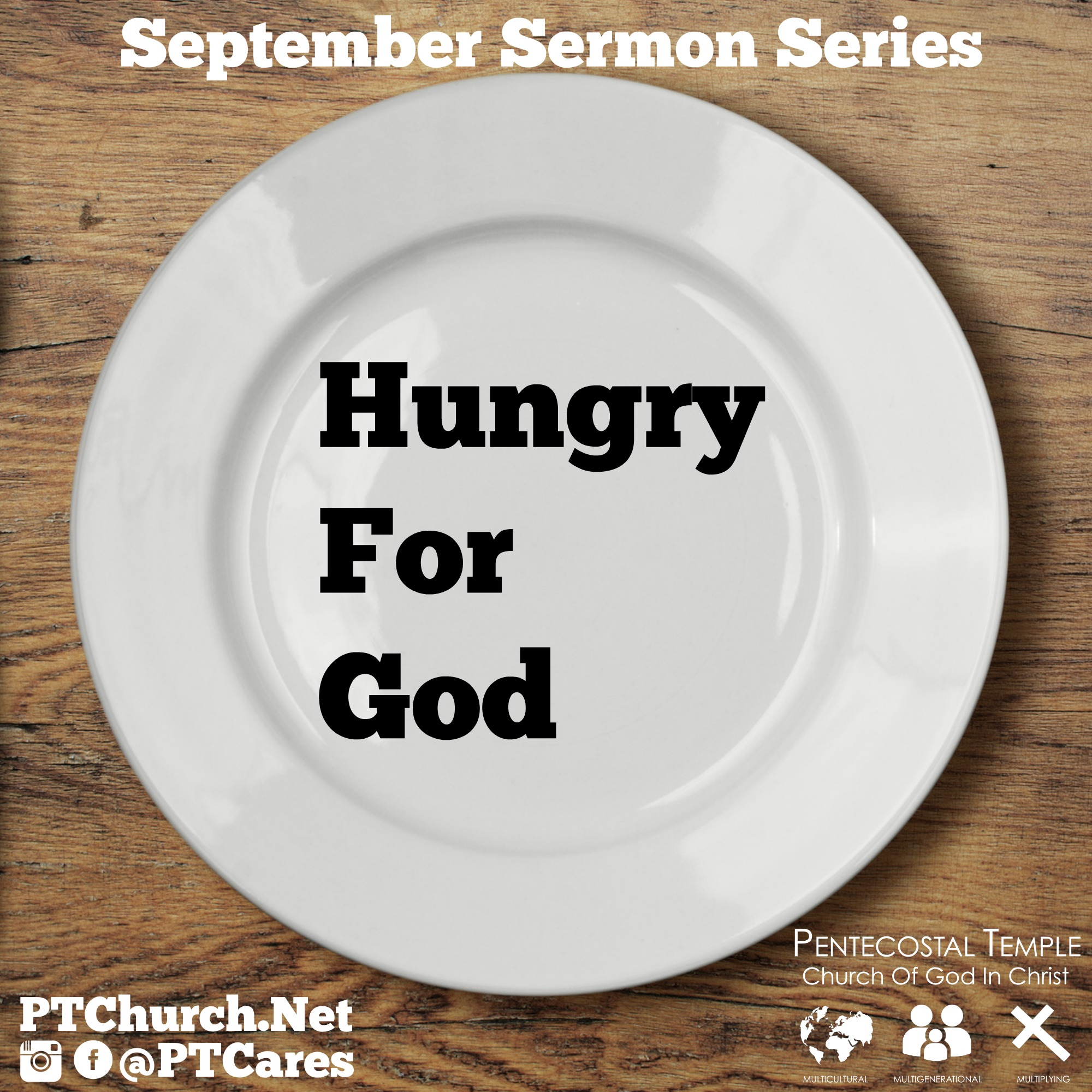 Hungry For God (1)
